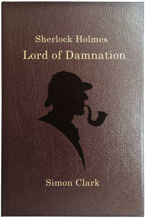 Cover Image for Sherlock Holmes: Lord of Damnation