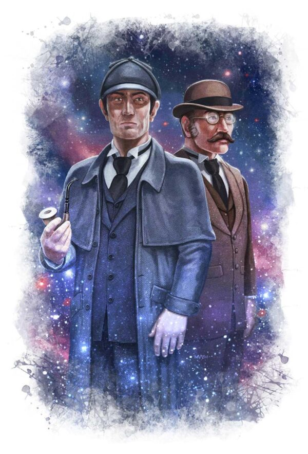 Cover Image for Sherlock Holmes: Tales of Mystery and Horror