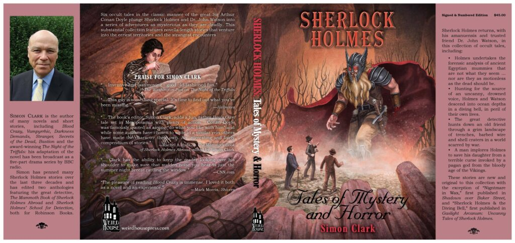Sherlock Holmes: Tales of Mystery and Horror